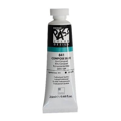 Постерна боя на водна основа PASS COLOR, 20 ml