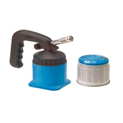 Поялник за газопламъчно запояване, LM 2000 + 1 газ касета