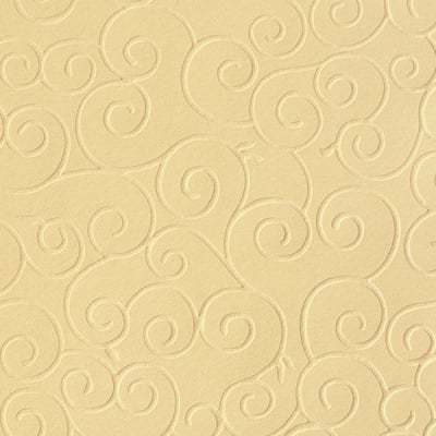 Преге картон, 220 g/m2, 50 x 70 cm, 1л, арабески алпийско бял