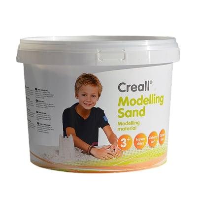 Пясък за моделиране CREALL, 5 kg