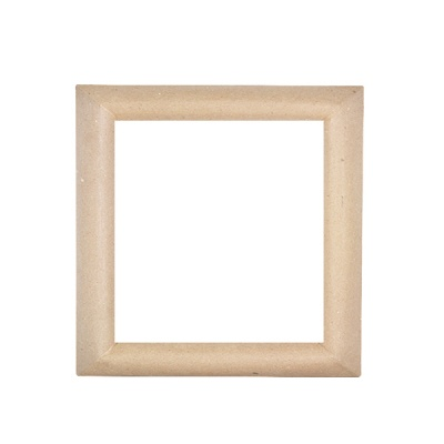 Рамка за картина от папие маше, 29 х 29 / 20 х 20 см