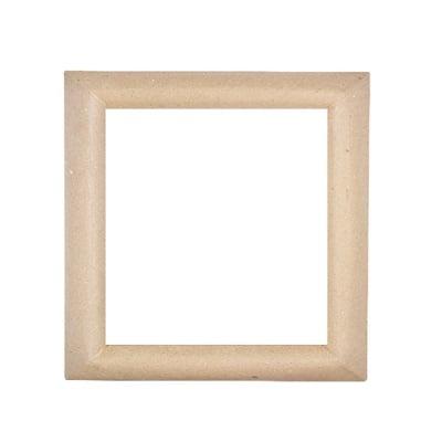 Рамка за картина от папие маше, 52 x 52 / 40 x 40 cm