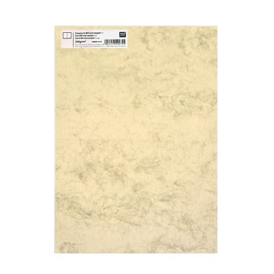 Картичка цветен картон RicoDesign, PAPER POETRY, B6, 200 g
