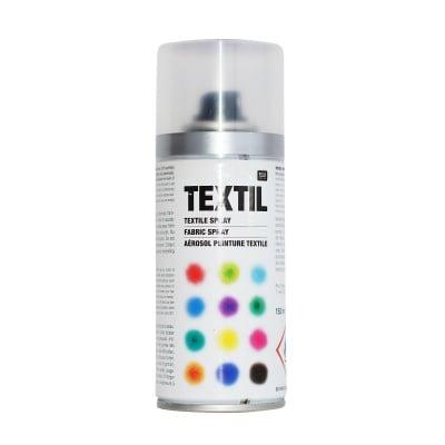 Спрей-боя за текстил, 150 ml, сребро