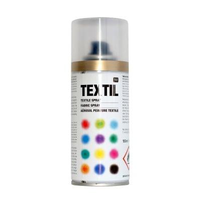 Спрей-боя за текстил, 150 ml, злато