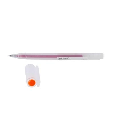 Гел химикал, 0,5 mm, оранжев
