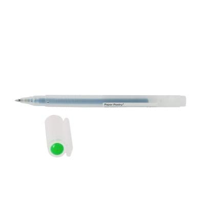 Гел химикал, 0,5 mm, зелен