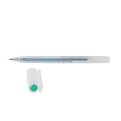 Гел химикал, 0,5 mm, синьо-зелен