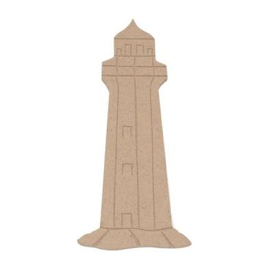 Декоративна фигура RicoDesign, ТЪНЪК ФАР, MDF, 14.5/3/0.05 cm