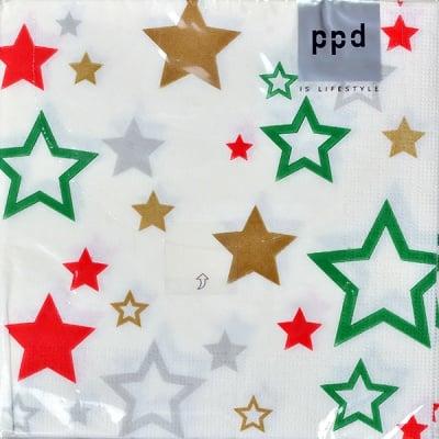Салфетка PPD, 33 x 33 cm, пак.20 бр.
