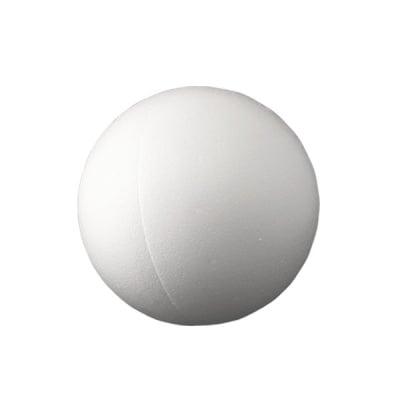 Сфера от стиропор, бял, ф 200 mm, 2 части