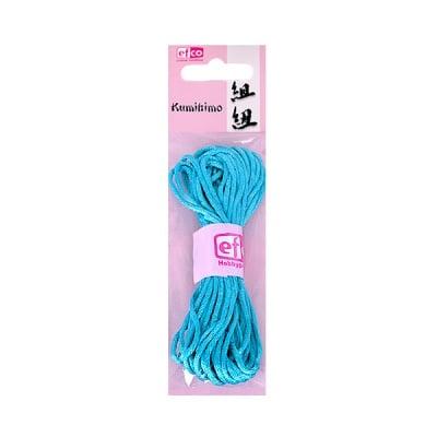 Сплетен шнур, сатен,1.5 mm / 6 m