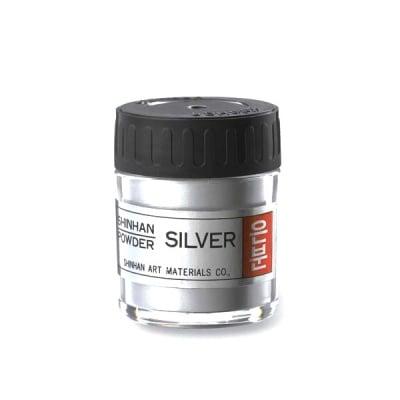 Сребърен прах, 30 ml, бурканче