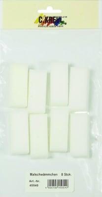 Тампони за нанасане на бои Frost Design, 50 x 20 x 20 mm, 8 бр.