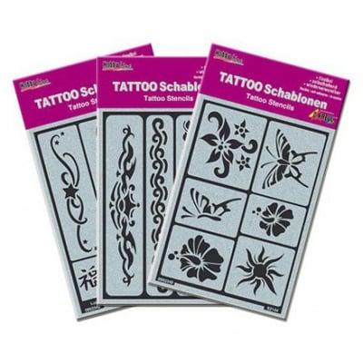 Шаблони за татуировка FANTASY Tattoo