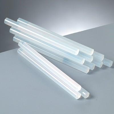 Термо-лепило, 100 x 7,4 mm, 12 бр., прозрачно