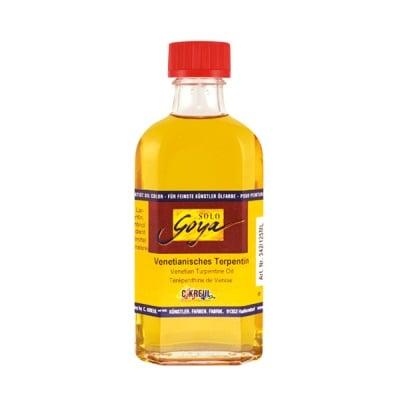 Терпентин венециански SOLO Goya, 125 ml