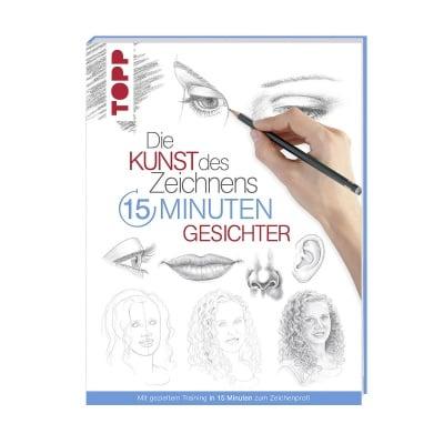 Книга техн. Литература, Die Kunst des Zeichnens - 15 Minuten - Gesicht