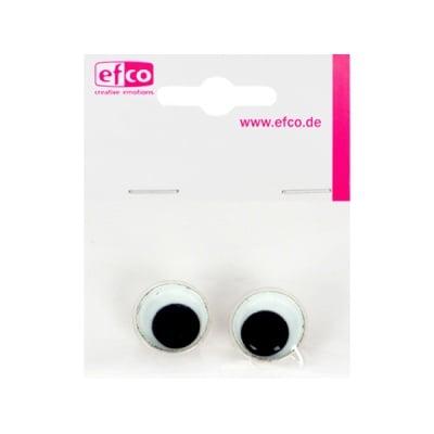 Трептящи очички - копчета, ф 19 mm, 2 броя