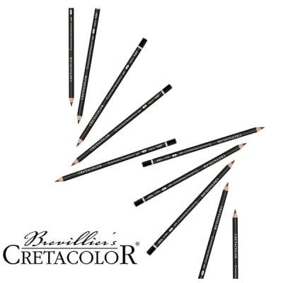 Въгленов молив CretaColor