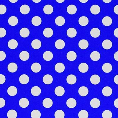 Варио картон, 300 g/m2, 50 x 70 cm, 1л, бял/син на точки