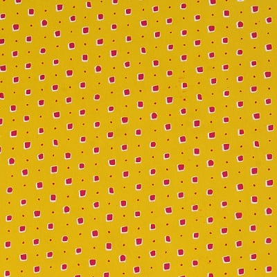 Варио картон, 300 g/m2, 50 x 70 cm, 1л, жълт с конфети