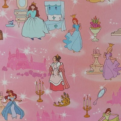 Варио картон, 300 g/m2, 50 x 70 cm, 1л, принцеси/елфи