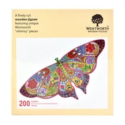 Пъзел художествен WENTWORTH, Papillon, 200 части