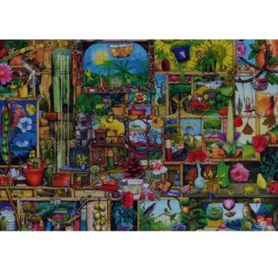 Пъзел художествен WENTWORTH,The gardeners cupboard,40 части
