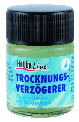 Забавител на съхненето на акрилен мат лак Hobby Line, 50 ml, водна основа
