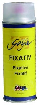 Защитен финиш за графика SOLO Goya, спрей 400 ml