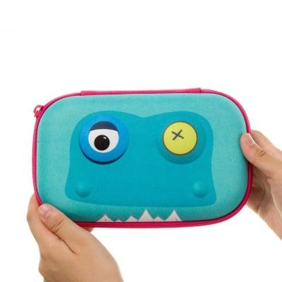 Кутия за съхранение Beast, 21x7.5x13.5cm, светло синя