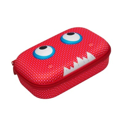 Кутия за съхранение Beast, 21x7.5x13.5cm, червена