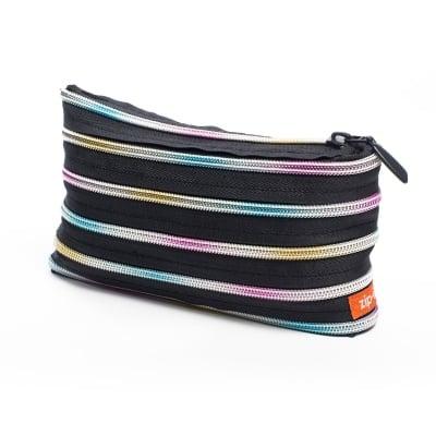 Несесер Rainbow, 23.5x11x22.5cm, черен