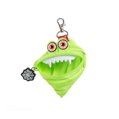 Зелен несесер с ключодържател, Helloween