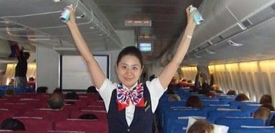 Безопасно ли е пръскането с инсектициди в салона с пътници при самолетни полети?