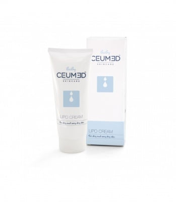 БЕБЕ КРЕМ ЗА СУХА КОЖА - хидратира и подхранва кожата, страдаща от атопичен дерматит- 100 гр., ЦЕУМЕД