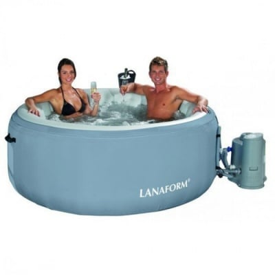 ХИДРОДЖЕТ ВАНА AQUA PLEASUREХ - надуваема вана за въздушен и хидромасаж, ЛАНАФОРМ