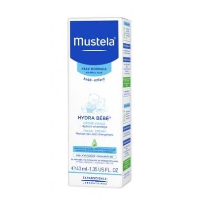 Kрем за лице - хидратира и предпазва 40 мл., МУСТЕЛА