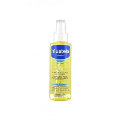 Масажно олио - хидратира, регенерира и предпазва- 100 мл., МУСТЕЛА