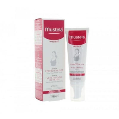 Стягащ серум за бюст - за по-здрава, стегната и по-тонизирана кожа - 75 мл., МУСТЕЛА