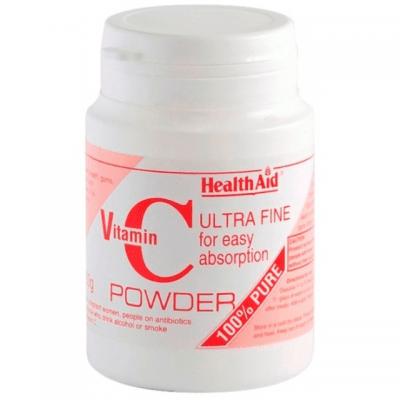 ВИТАМИН Ц - помага за образуването на колаген - 60 гр.