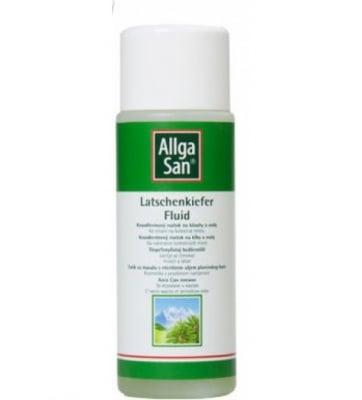 ЛОСИОН АЛГА САН с етеричното масло от планински клек - 100 мл.