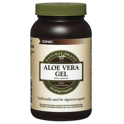 АЛОЕ ВЕРА - мощен имуностимулатор - капсули х 90, GNC