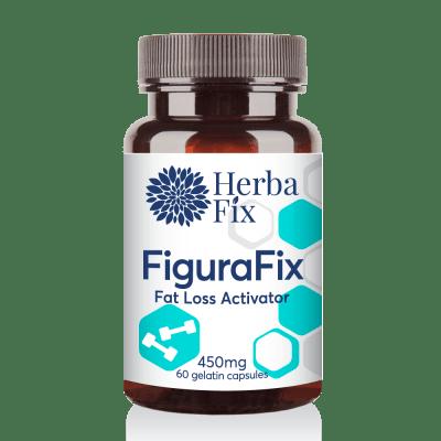 ФИГУРАФИКС повишава на термогенезата,  ускорява изгарянето на мазнините * 60 капсули