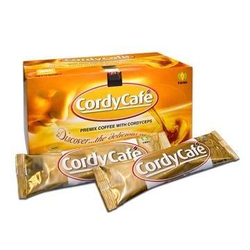 КОРДИКАФЕ - повишава жизнеността - 15 гр. * 12 пакетчета