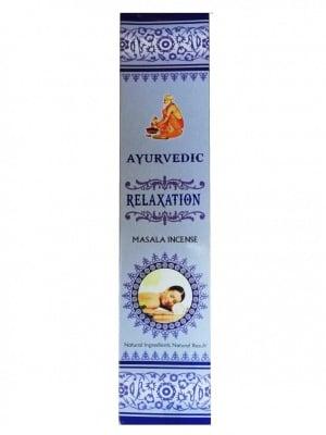 """Аюрведични ароматни пръчици """"Relaxation"""" - Масала 15 броя"""