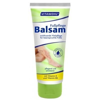 Балсам за крака за хидратация на уморени крака - 100 мл., Vitawohl