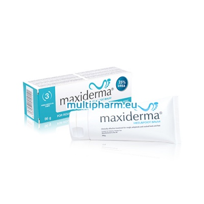 БАЛСАМ ЗА ПЕТИ И СТЪПАЛА МАКСИДЕРМА - подходящ и за диабетици 56 гр.