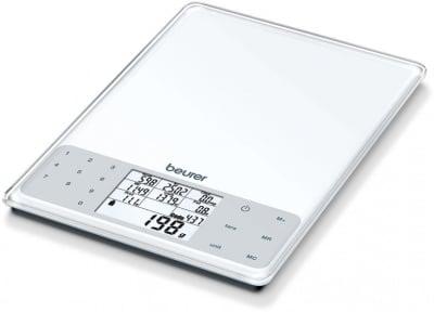 ЕЛЕКТРОННА АНАЛИТИЧНА КУХНЕНСКА ВЕЗНА DS 61 - определяте енергийната стойност на 950 храни